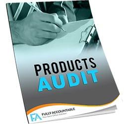 Products Audit