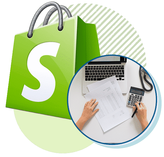 shopify accounting services