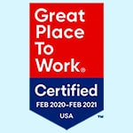 Great Place to Work - Fully Accountable Awards