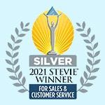 Silver Stevie Award 2021